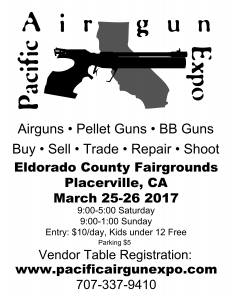 Pacific Airgun Expo
