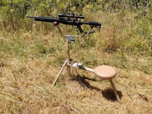 Born Wild Shooting Chair