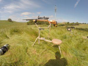 Born Wild Shooting Chair